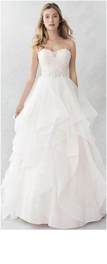 مدل لباس عروس با سیلوئت بالگان