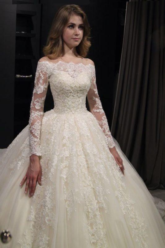 مدل لباس عروس جدید تهرانی