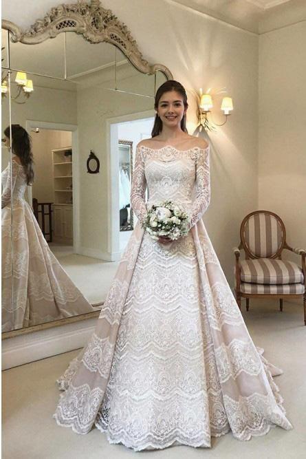 مدل لباس عروس جدید در تهران 98