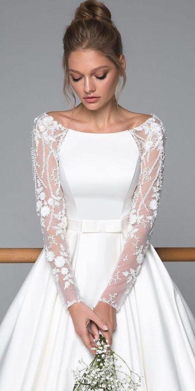 مدل لباس عروس جدید و لاکچری در تهران
