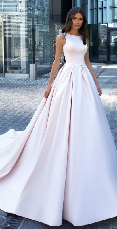 جدیدترین مدل لباس عروس در تهران