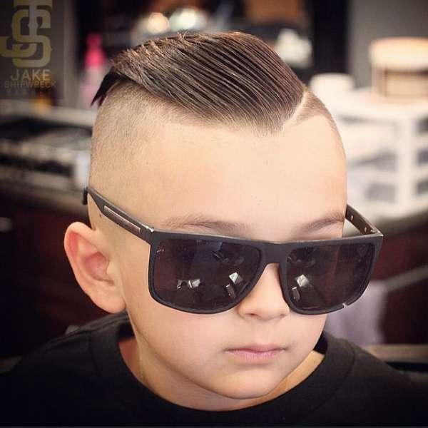 مدل مو پسرانه جدید