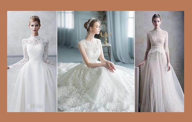 زیباترین مدل لباس عروس را بشناسیم