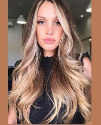 مدل موهای بلند زنانه