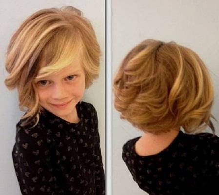 مدل موی بچهگانه