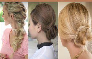 موی ساده زنانه
