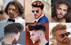 استایل موی مردانه