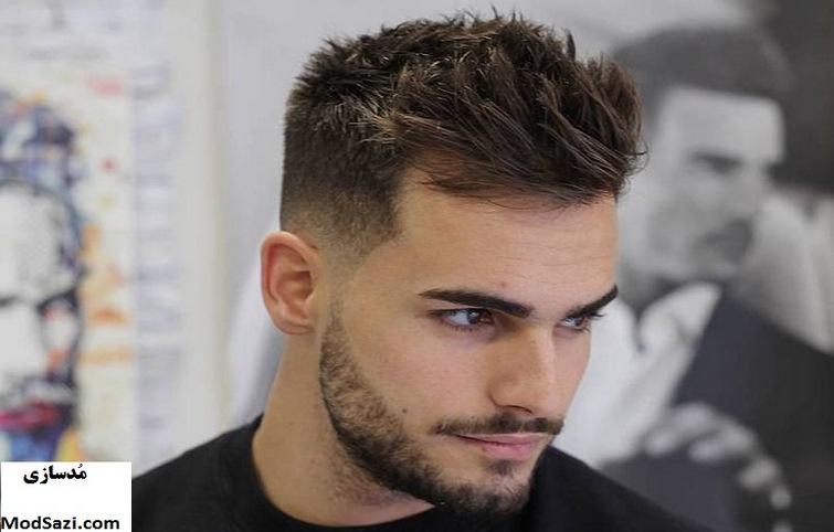 موی جدید مردانه