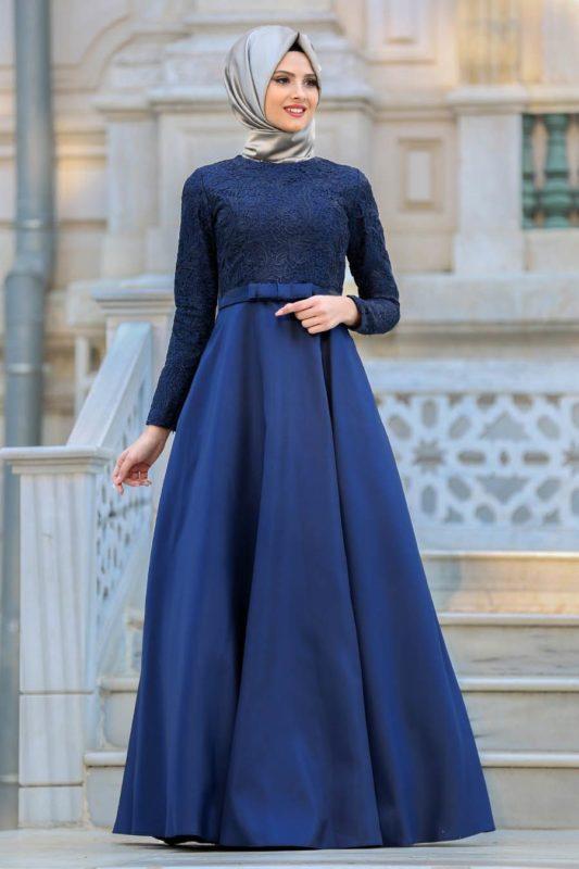مدل لباس پوشیده بلند