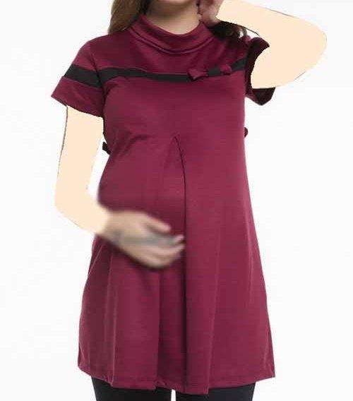 لباس مجلسی فانتزی برای زنان باردار