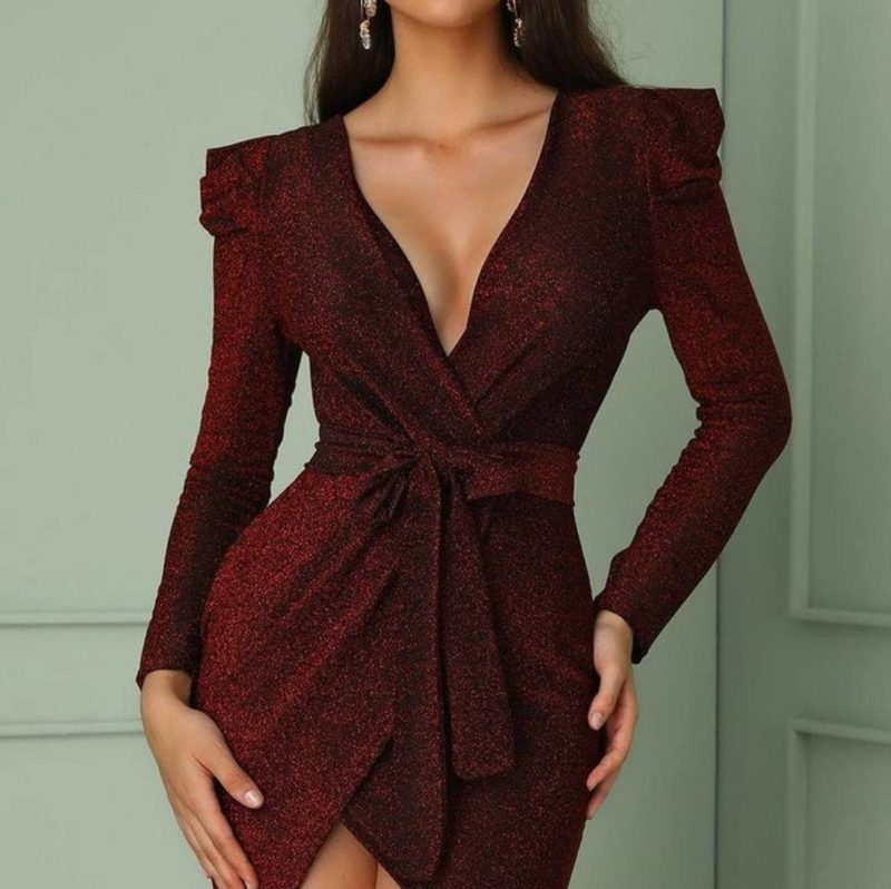 مدل لباس لمه شنی سبک دخترانه
