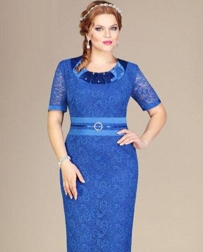 زیباترین مدل های لباس مجلسی برای چاق ها