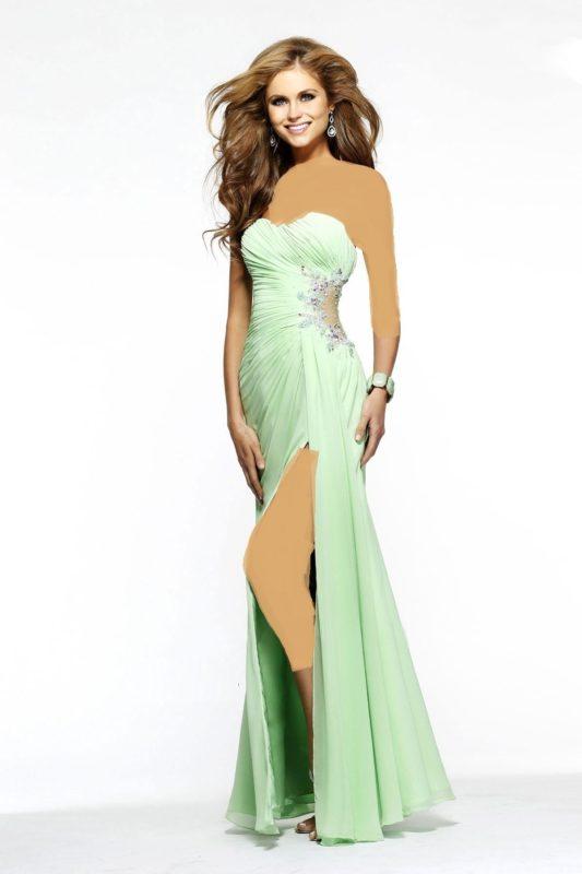 مدل لباس مجلسی سبک اروپایی شیک