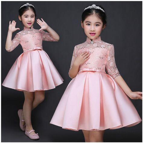 جدیدترین مدل لباس های مجلسی دخترانه