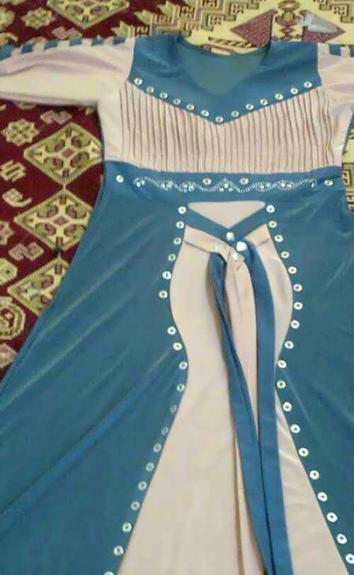 لباس بندری مجلسی