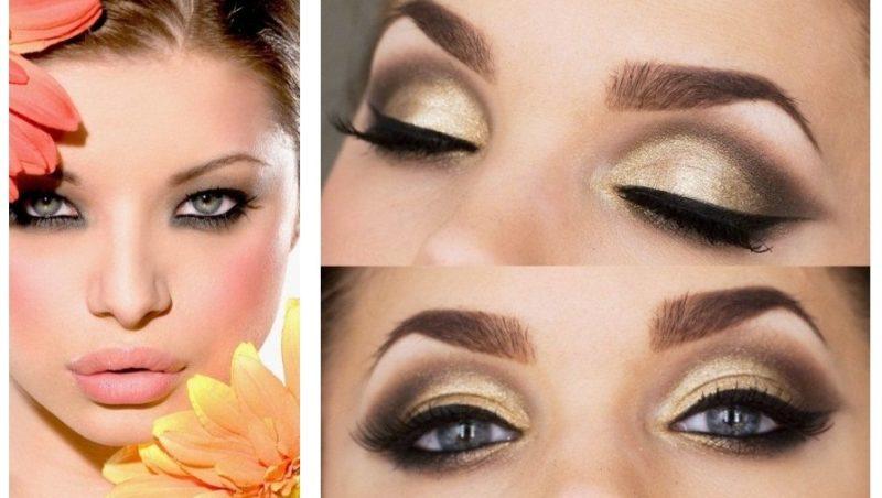 مدل آرایش چشم چشم فانتزی و زیبا