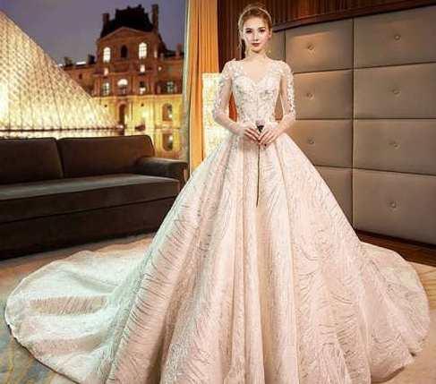 مدل لباس آستین دار رنگی