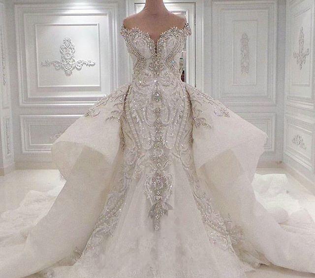 مدل لباس عروس مدل دار جدید