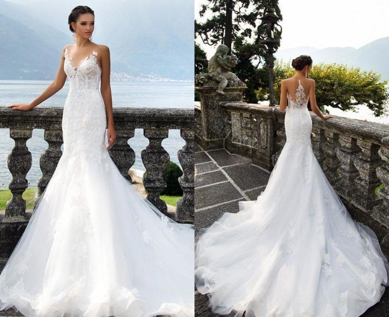 مدل لباس عروس سلطنتی و رویایی
