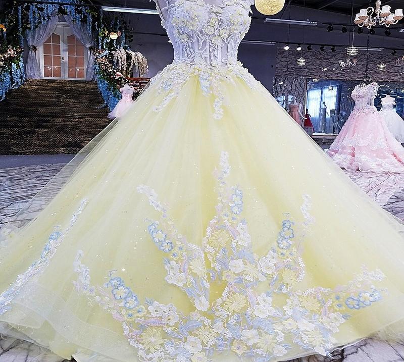 مدل لباس عروس زیبای رویایی