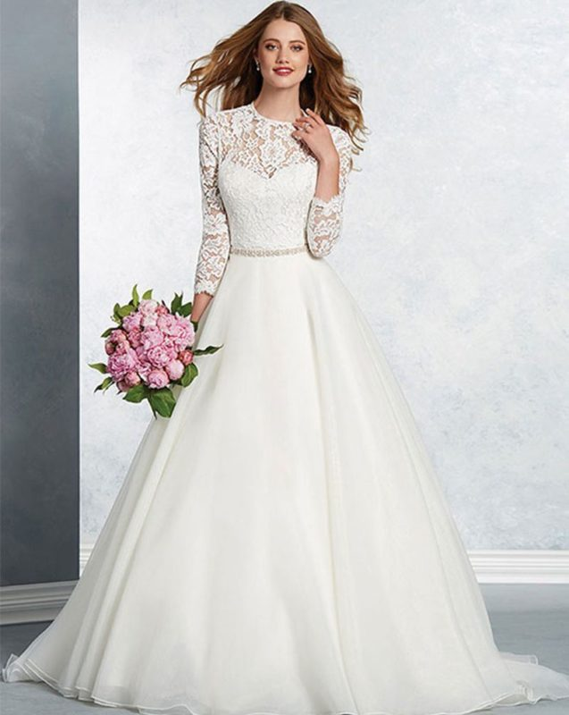 لبس عروس جذاب و جدید