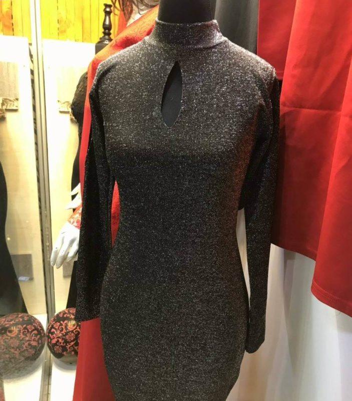 مدل لباس لمه شنی پوشیده