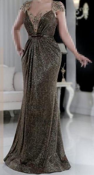 لباس لمه از پشت باز