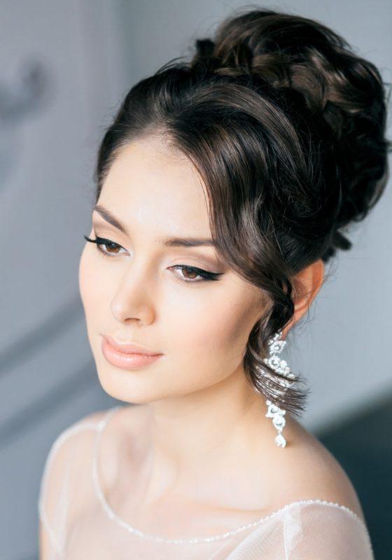 مدل مو برا یعروسان لاغر