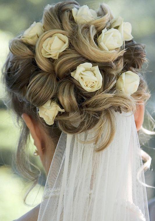 مدل موی عروس مدرن