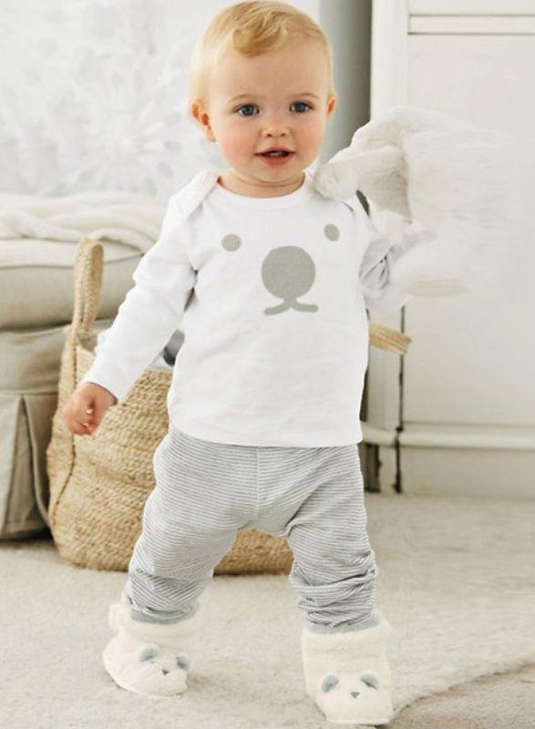 لباس نوزاد زیبا