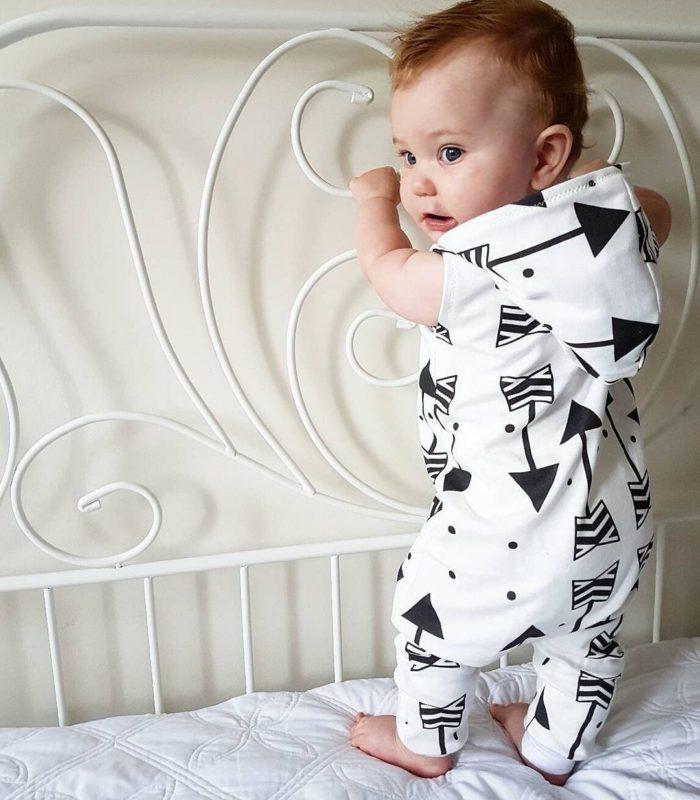 لباس نوزاد پسرانه
