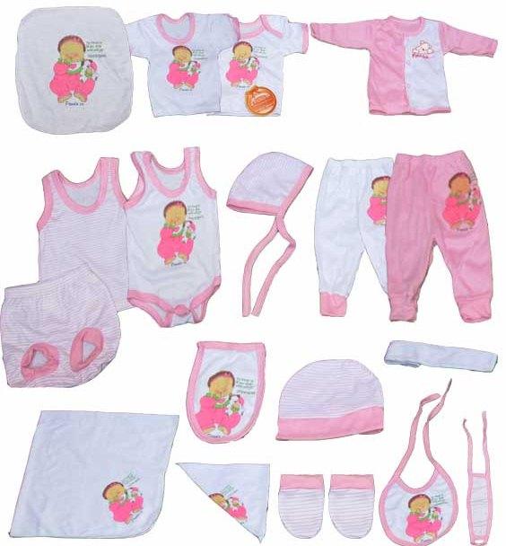 سیسمونی لباس نوزاد دختر و پسر