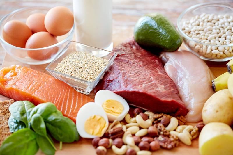 نقش تغذیه در تناسب اندام 11