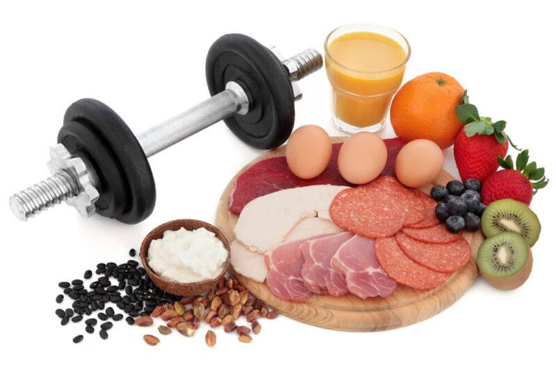 نقش تغذیه در تناسب اندام 3