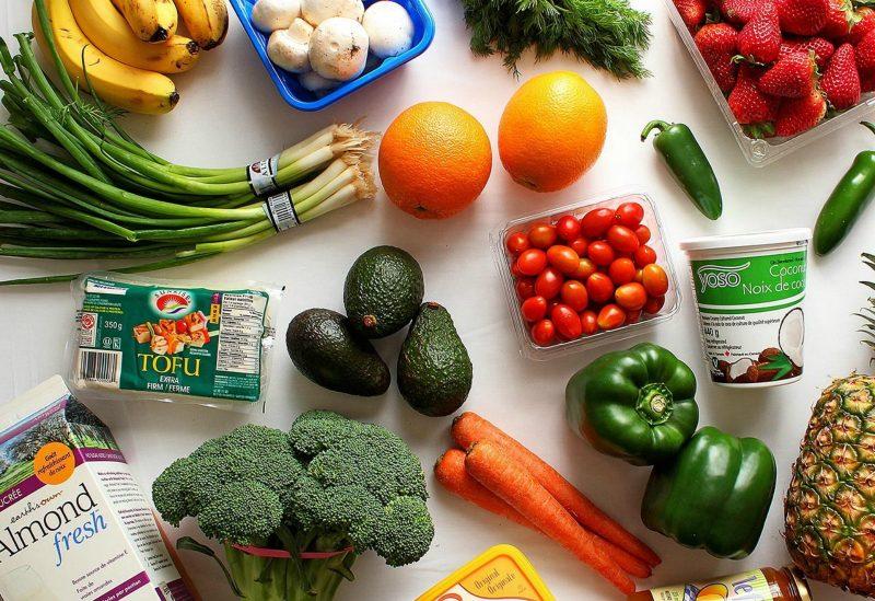 رژیم گیاهخواری سالم 9